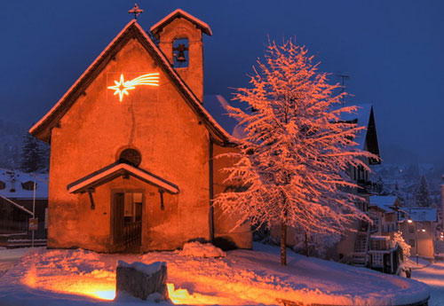Winter Chiesa