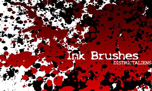 Скачать Ink Brushes