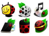 Скачать бесплатно 20 наборов разнообразных иконок за январь