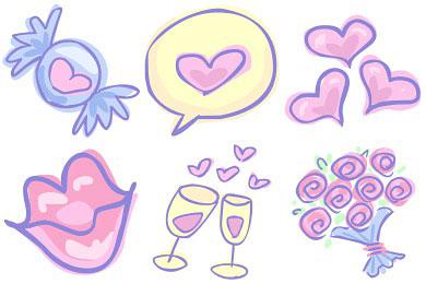 Скачать Valentine Icons