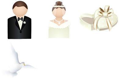 Скачать Wedding Icons