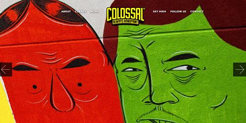 Перейти на Colossal Media
