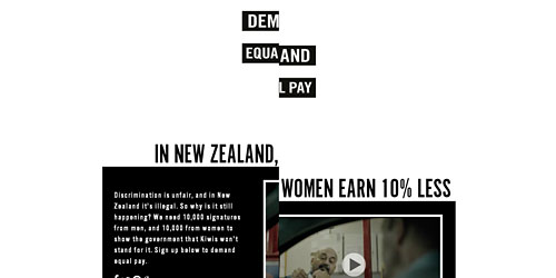 Перейти на Demand Equal Pay
