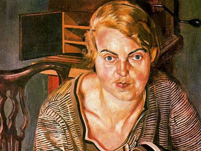 Portrait Of Patricia Preece
