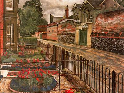 Gardens In The Pound Cookham