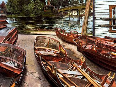 Turk S Boatyard Cookham