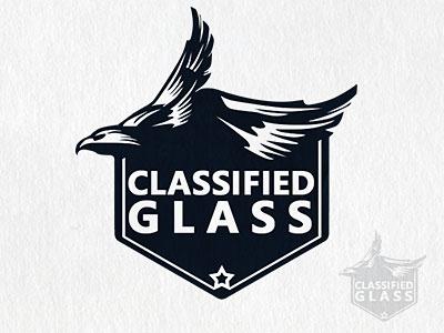 Перейти на Logo For Classified Glass