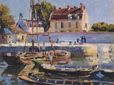 Boats, 1885