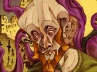 Сюрреалистические фантазии и другие прикольные иллюстрации