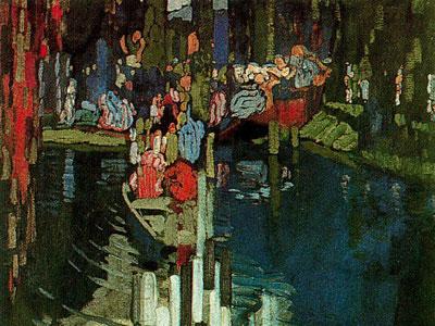 Piano Keys Lake, 1905