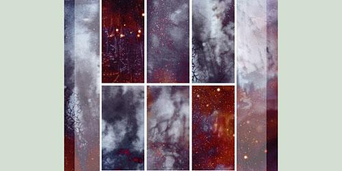 Скачать Textures Set: Starry Night