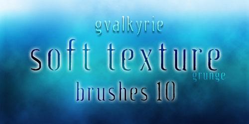Скачать Gvl Soft Texture Brushes