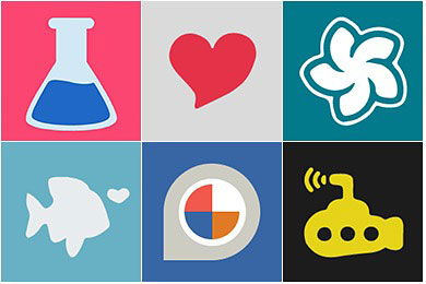 Скачать Metro Dating Icons By Michal Kowalkowski