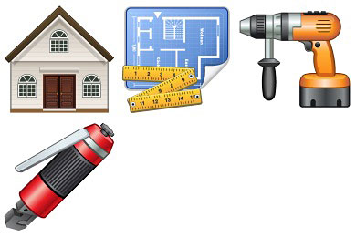 Скачать Construction Icons By Iconshow