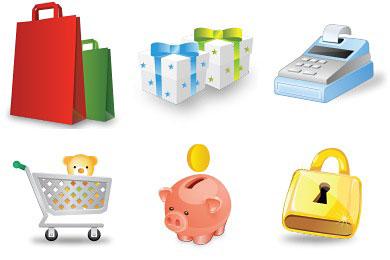 Скачать E Commerce Icons By Ebiene