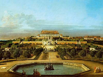 The Schloss Hof