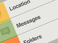 Примеры оформления пользовательских интерфейсов за февраль