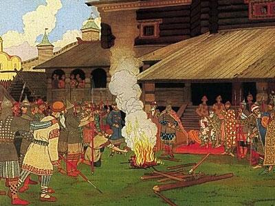 Суд во время Русской Правды