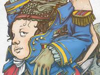 Замысловатые персонажи и сюжеты от иллюстратора David Habben