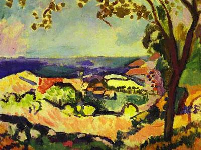 Collioure Landscape