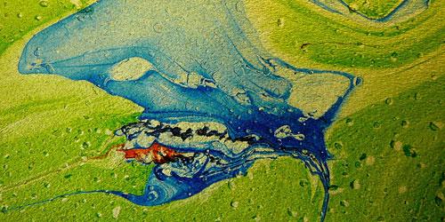 Скачать Floating Inks Texture