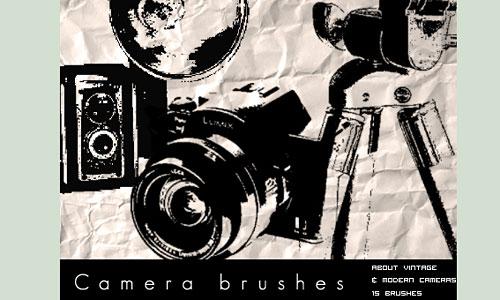 Скачать Camera Brushes