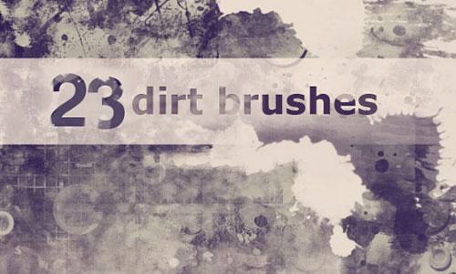 Скачать Dirt Brushes