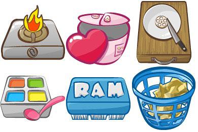 Скачать Kitchen Icons