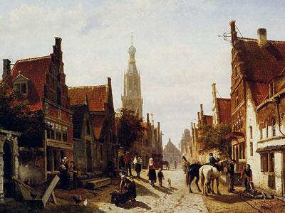 Перейти на Market Oudewater