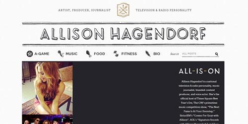 Перейти на Allison Hagendorf