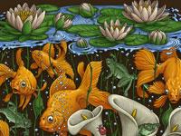 Великолепный цифровой арт от дизайнера-иллюстратора Олега Герт
