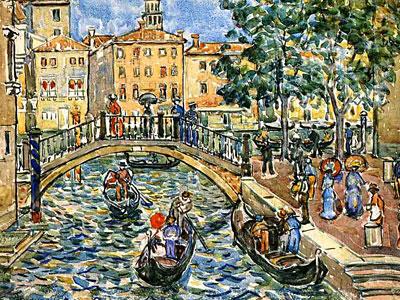 Перейти на Scene Of Venice