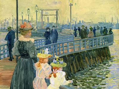 Перейти на City Point Bridge