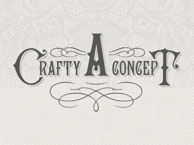 A Crafty Concept Logo Design