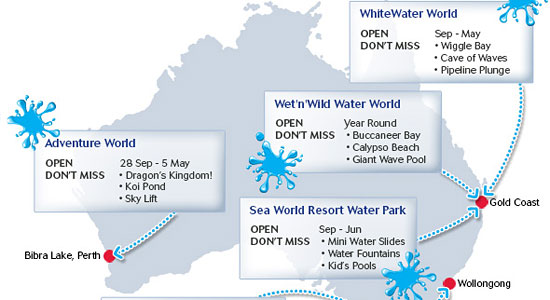 Перейти на Australian Waterparks Feb2013 Guide