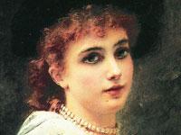 Восхитительные женские портреты художника Константина Маковского