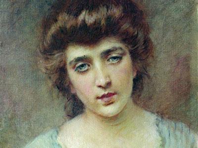 Перейти на Женский портрет