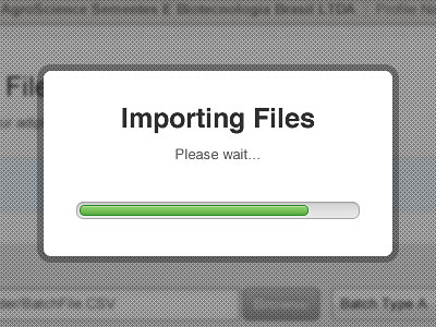Import Process 2
