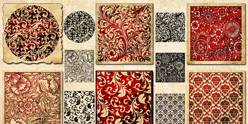Перейти на Patterned Tiles