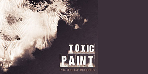 Перейти на Toxic Paint Brushes