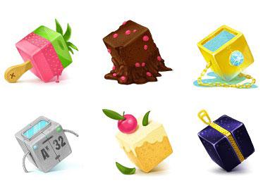 Перейти на Cubes Icons