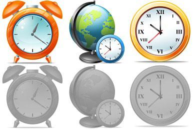 Перейти на Large Time Icons