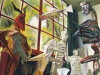 Философский символизм в работах художника Диего Ривера из Мексики