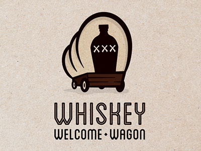 Whiskey Welcome Wagon