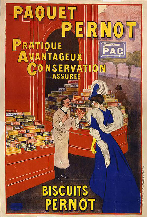 Paquet Pernot - Biscuits Pernot