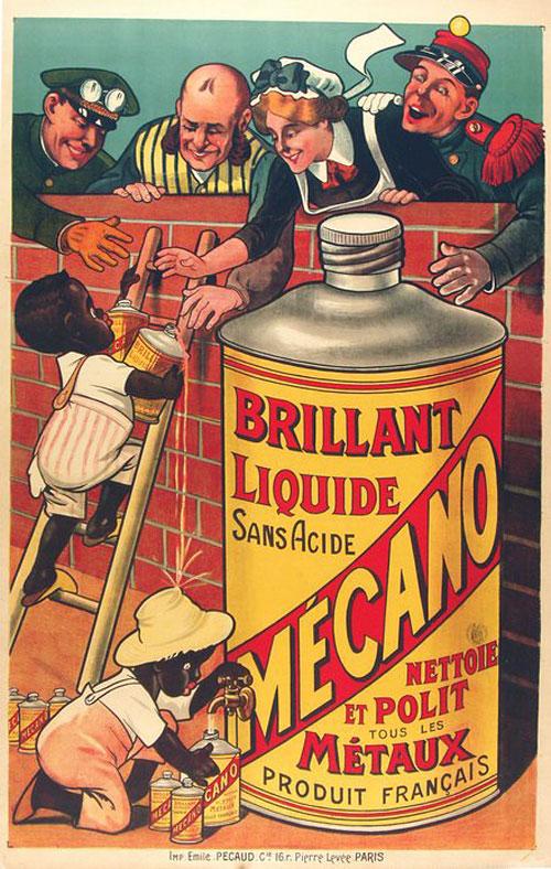 Brillant Liquide Sans Acide, Mecano