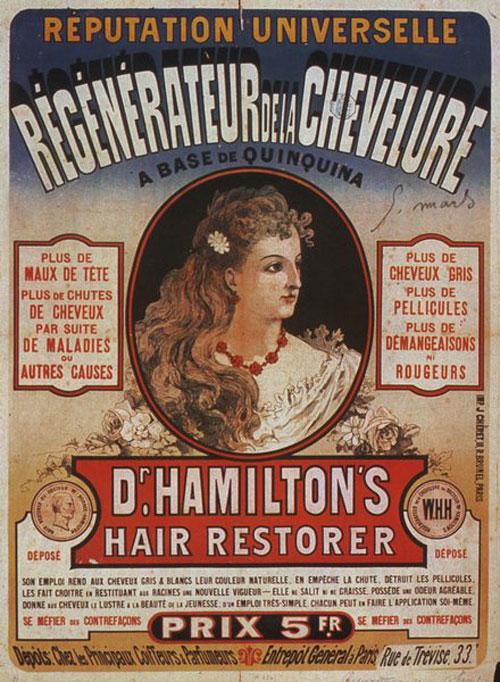 Dr. Hamilton's Hair Restorer