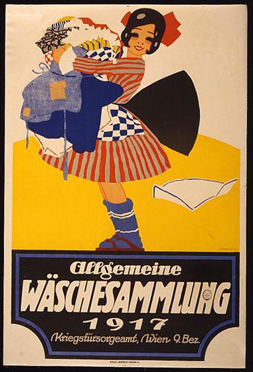 Allgemeine Waschesammlung 1917