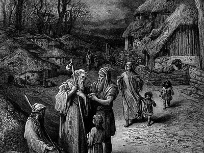 Перейти на Гостеприимство варваров к паломникам