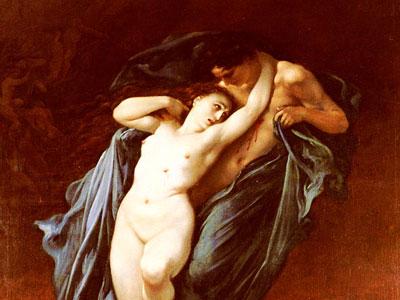 Перейти на Паоло и Франческа да Римини